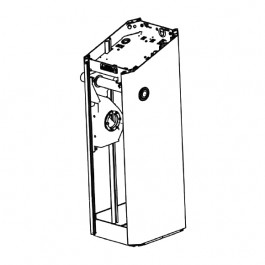 magnetic autocontrol microdrive housing complete  light
