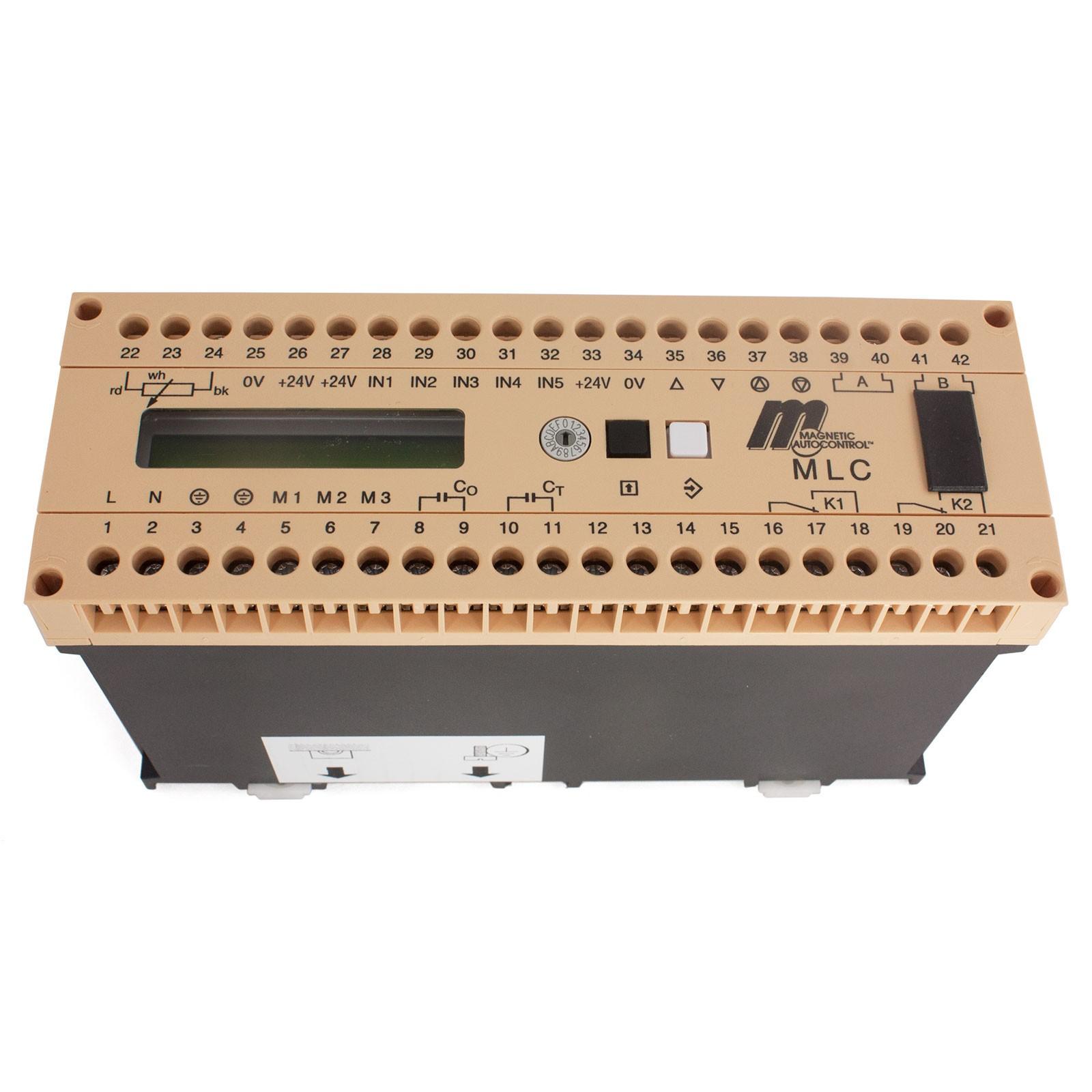 Magnetic Autocontrol For Mib Mlc Magnetic Lane