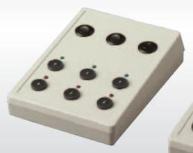 Magnetic Autocontrol Desk Panel Triple Pg03 Magnetic