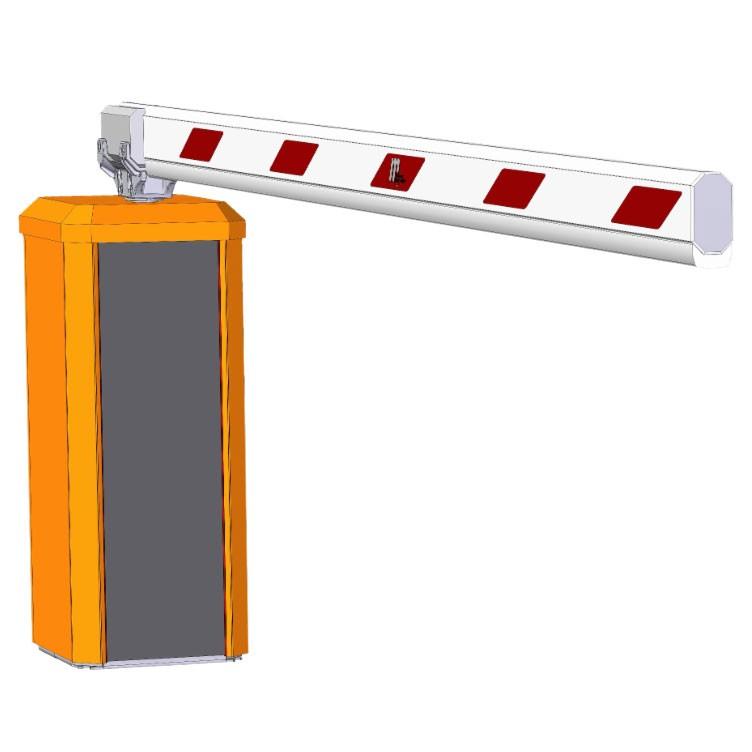 Magnetic Traffic H1le Sc01500 Horizontal Barrier Opener W